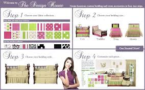design your own crib bedding luxury girl sets baby