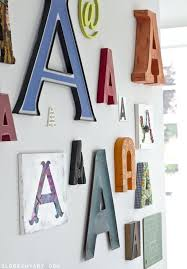 large letters for wall decor large letters for wall decor typography wall decor letter a large