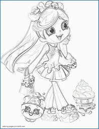 Shopkins Shoppies Coloring Pages 26 Admirable Models You Must Grab