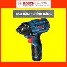 CHÍNH HÃNG] Máy Bắt Vít Động Lực Dùng Pin Bosch GDR 120-LI, Công Suất Lớn,  Giá Rẻ, Dễ Sử Dụng chính hãng