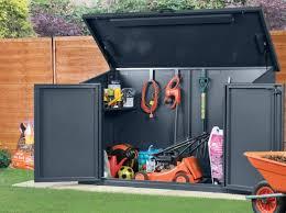 metal garden shed full garden storage