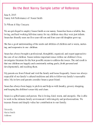 Reference Letter For Caregiver Valid Helping Parents Write Letters
