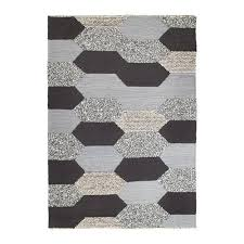 hallway rugs ikea uk elegant kollund rug flatwoven handmade gray the living room