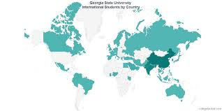 Georgia State University International Students Information