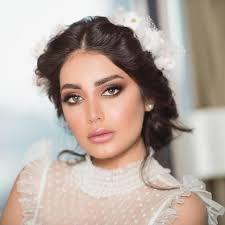 تسريحات شعر لعروس 2019 من انستقرام مجلة سيدتي