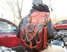 malina custom leather