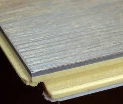 acoustic foam wpc vinyl soundproof floor tile