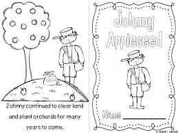 Small Picture Elegant Johnny Appleseed Coloring Page regarding Invigorate to