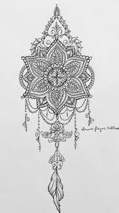 Pin Uživatele Veronika Na Nástěnce Mandala Tetování Nápady Na