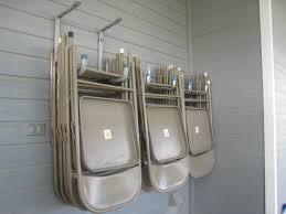 folding chairs organization
