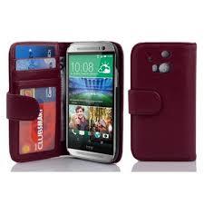 Cadorabo Hülle für HTC ONE M8 (2. Gen ...