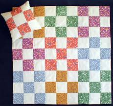 Baby Doll Blanket - Learn How to Quilt Kit for Beginners &  Adamdwight.com