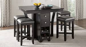 black dining room sets. Black Dining Room Sets I