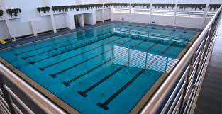 GUST Olympic size swimming pool GUST