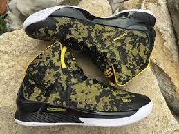 under armour youth shoes. newest and cheapest under armour youth curry one 1 charged foam away black yellow camo 2016 basketball shoes