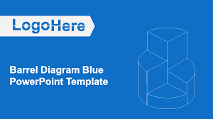 Blue Powerpoint Theme Template Ppt Blue Gambar Ilmu Pengetahuan