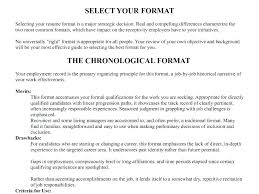 correct format of resumes formats proper resume format best resume format good for proper