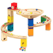 wooden marble toy wooden marble run basic
