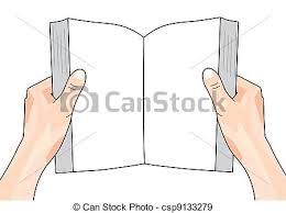 hands holding book csp9133279