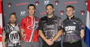 Kent, Daugherty, Teece and Brown advance to Shark Championship finals –  bowlingdigital.com