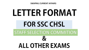 ssc chsl descriptive paper sample letter format and most expected ...