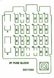 1997 gmc yukon fuse box diagram 1997 wiring diagrams online