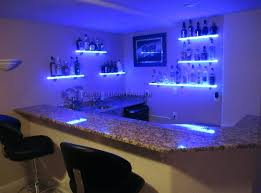 Floating Shelves With Built In Led Lights Cool Floating Shelves With Led Lights Acrylic Led Floating Shelf A Wall