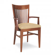 wooden chairs with arms. Simple Chairs 49151 Arm Chair On Wooden Chairs With Arms I