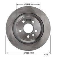 2013 volvo s60 brake rotor 2013 volvo s60 duralast brake rotor 34759 part number 34759