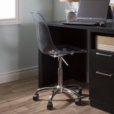 bathroomlovely lucite desk chair vintage office clear. Clear Acrylic Desk Chair - Hostgarcia 801436 Office W Seat By Coaster Bathroomlovely Lucite Vintage B