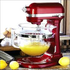 Kitchen Aid Professional 600 Pro 6 Qt Mixer Quart Pasta Attachment