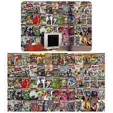 marvel comic book chair rail prepasted wall mural on marvel comic book wall mural with marvel comic book chair rail prepasted wall mural entertainment earth