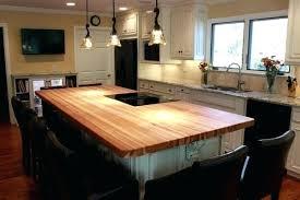 kitchen islands butcher block tops reclaimed wood butcher block island wood butcher block tops j regarding