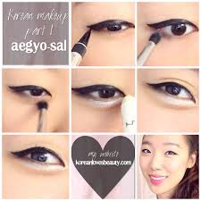 how to get aegyo sal korean ulzzang makeup there s a video version of it too you koreanlovesbeauty korean makeup tutorial