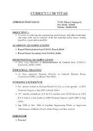 Astonishing Decoration How To Type A Resume How To Write A Great