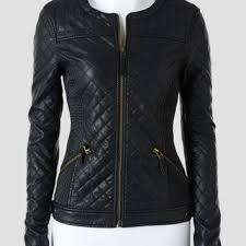 Love Token Quilted Faux Leather Jacket - from Stein Mart & Love Token Quilted Faux Leather Jacket - Women | Stein Mart Adamdwight.com