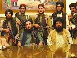 Taliban sweep into kabul after afghan government collapses. Ph8y7nbftht9tm