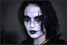 the crow makeup female