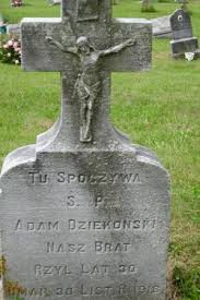 Adam Dziekonski Dekoski, Sr (1887-1918) - Find A Grave Memorial