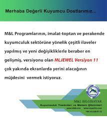 ML Bilgisayar Yazılım - www.mlbil.com www.mlyazilim.com