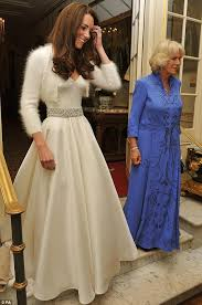 dresses for an evening wedding. kate, in her gown for the evening, left clarence house alongside camilla parker bowles dresses an evening wedding i