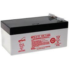 Bruno SRE3000 Elan Straight Rail Stairlift Battery 2Unit Requ0027d