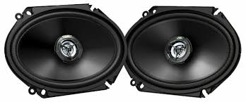Автомобильная акустика <b>JVC CS</b>-<b>DR6820</b> — купить по выгодной ...