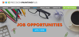 precision painting plus home jobs