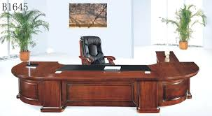 home executive office mid century large executive office desk furniture plan with stylish black leather chair and white high arch desk lamp serta at home