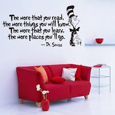 the more english proverb removable vinyl wall decal stickers black