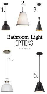 new pendant lighting. Bathroom Choices \u2013 Pendant Lights Bathroom_light_options New Lighting C
