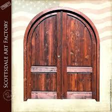 custom size exterior doors wood entry38