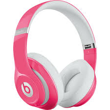 Light Pink Beats By Dre Beats By Dr Dre Studio 2 0 Over Ear Wired Headphones Pink