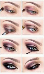 fast and easy step by step smokey eye makeup tutorial